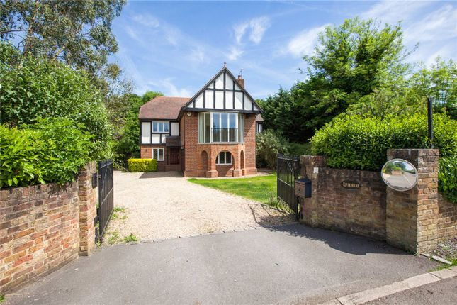 Thumbnail Detached house for sale in River Road, Taplow, Maidenhead