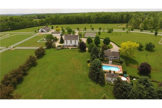 Thumbnail Equestrian property for sale in Crown Farm, Leeper, Pennsylvannia, United States