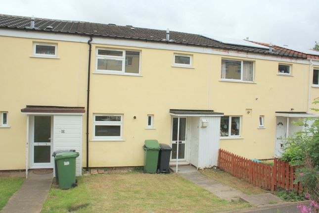 Thumbnail Terraced house to rent in Rushock Close, Redditch