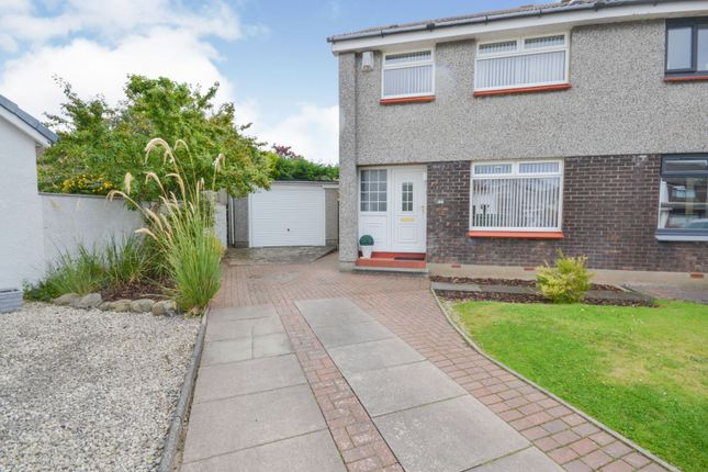 Thumbnail Semi-detached house for sale in Greenacres, Ardrossan