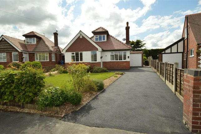 Thumbnail Detached bungalow to rent in Peveril Drive, Hazel Grove, Poynton, Cheshire