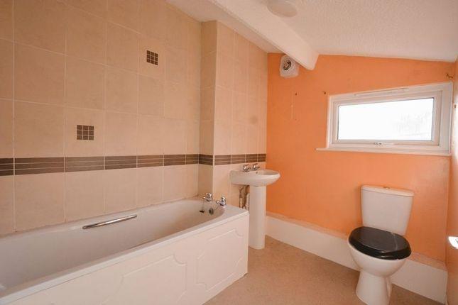 Bathroom of West Croft Terrace, Lowca, Whitehaven CA28