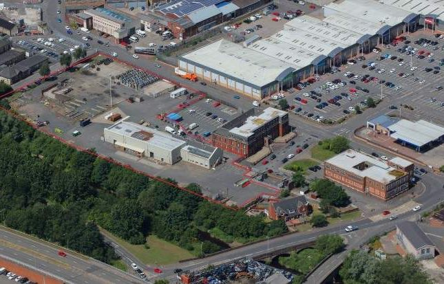 Thumbnail Light industrial for sale in Holmquarry Road, Kilmarnock