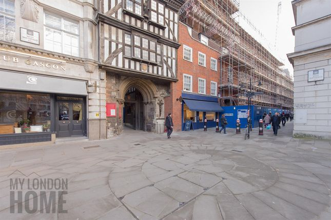 Thumbnail Flat for sale in Barts Square, Vicary House, 56 West Smithfield, Clerkenwell