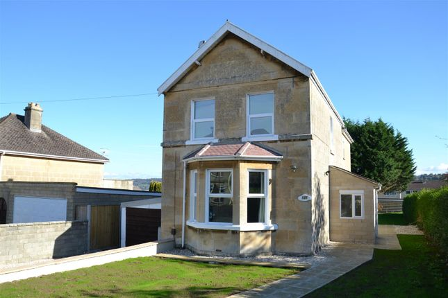 Thumbnail Detached house to rent in Southdown Road, Bath
