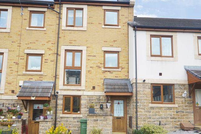 Thumbnail Terraced house for sale in Greenlea Court, Dalton, Huddersfield