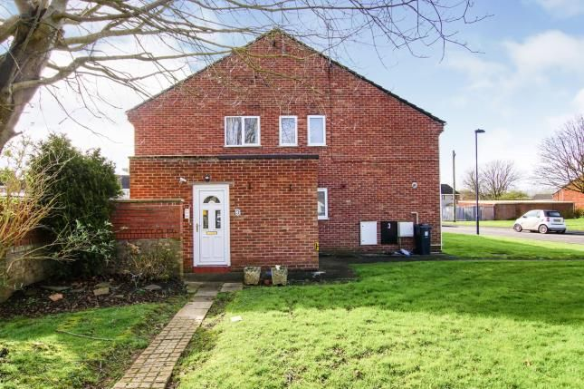 Front of Blenheim Drive, Yate, Bristol, Gloucestershire BS37
