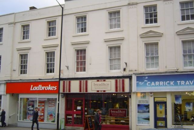 Thumbnail Flat to rent in 94 A Warwick Street, Leamington Spa