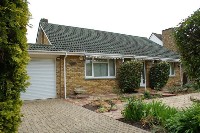Thumbnail Detached bungalow for sale in Marlborough Road, Hampton