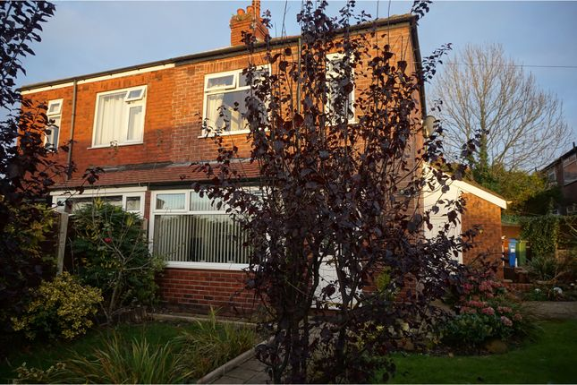 3 bed semi-detached house for sale in Brookfield Avenue, Bredbury
