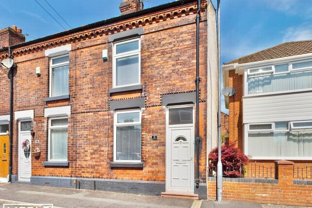 Thumbnail End terrace house to rent in Syddall Street, St. Helens