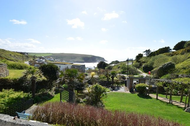 Thumbnail Detached bungalow for sale in Trenance, Mawgan Porth, Nr Newquay