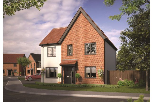Thumbnail Detached house for sale in Plot 23, Fuller's Place, Mendham Lane, Harleston