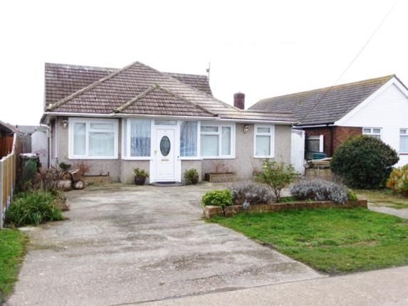 Thumbnail Bungalow for sale in Taylor Road, Lydd On Sea, Romney Marsh, Kent