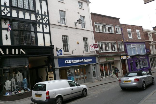 Thumbnail Office to let in High Street, Shrewsbury