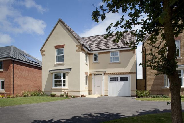 """Thumbnail Detached house for sale in """"Drummond"""" at Butt Lane, Thornbury, Bristol"""