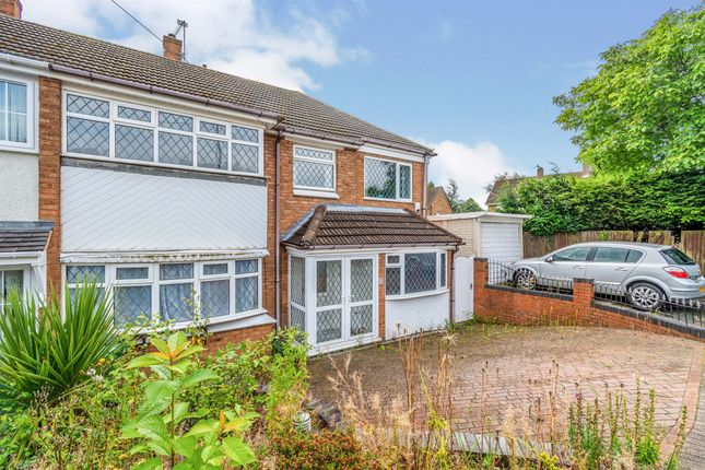 4 bed semi-detached house for sale in Simmonds Road, Walsall WS3