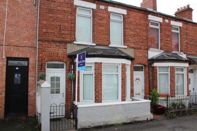 Thumbnail Terraced house for sale in Beechwood Street, Belfast