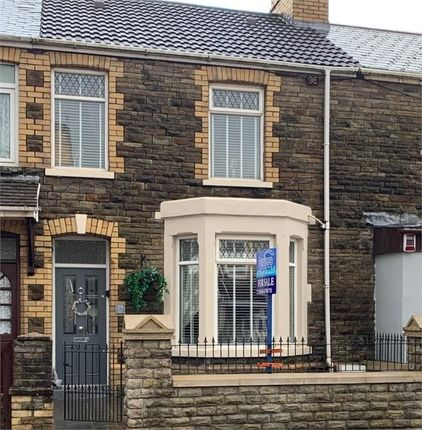 Thumbnail Terraced house for sale in Bridge Street, Kenfig Hill, Bridgend, Mid Glamorgan