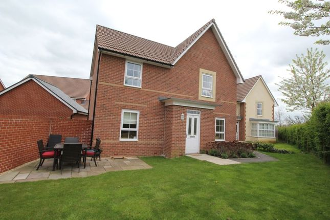 Thumbnail Detached house to rent in Rosemary Way, Melksham
