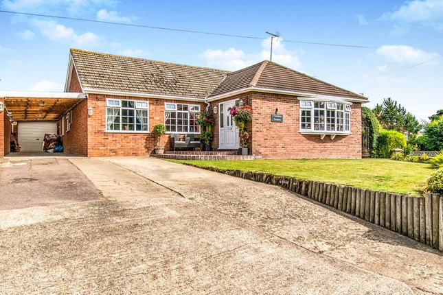 Thumbnail Detached bungalow for sale in Court Road, Rollesby, Great Yarmouth