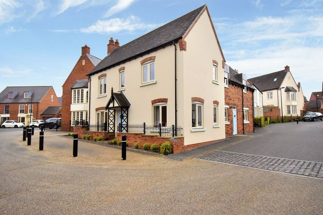 Thumbnail Detached house for sale in St Johns Walk, Lawley Village, Telford