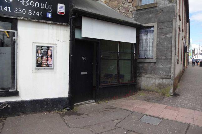 Thumbnail Studio to rent in Townhead, Kirkintilloch, Glasgow