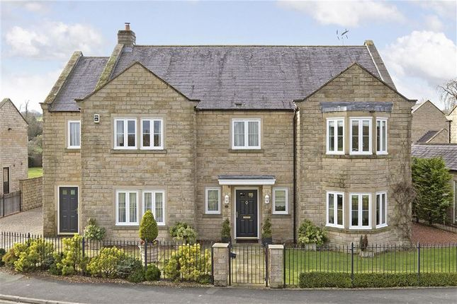 Thumbnail Detached house for sale in St.Thomas A Becket Walk, Harrogate, North Yorkshire
