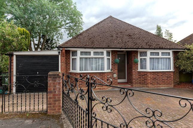 Thumbnail Detached bungalow for sale in The Orchard, Marlow, Buckinghamshire