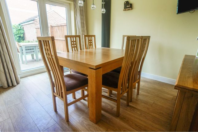 Dining Room of Padley Road, Lincoln LN2