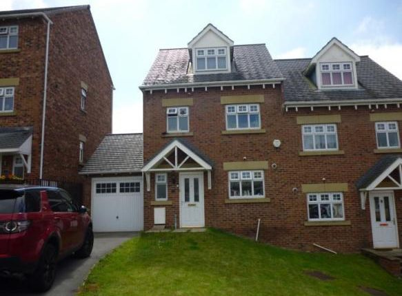 Thumbnail Semi-detached house to rent in Bloomingdale Court, Woolley Grange Barnsley