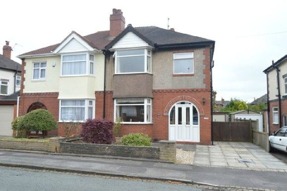 Thumbnail Semi-detached house to rent in Pitfield Avenue, Maybank, Newcastle-Under-Lyme