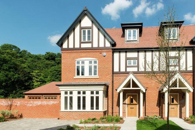 Thumbnail Semi-detached house for sale in Taplow Riverside, Mill Lane, Taplow, Maidenhead