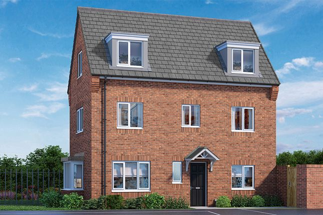"""Thumbnail Property for sale in """"The Hardwick"""" at Gibside, Chester Le Street"""