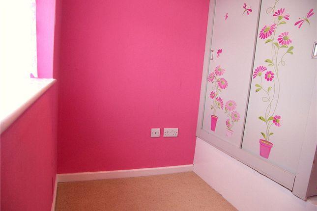 Bedroom of Arran Close, Sinfin, Derby DE24