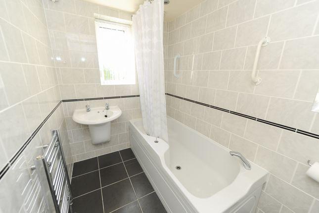 Bathroom of Elm Close, Newbold, Chesterfield S41