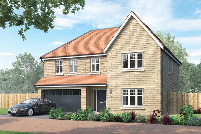 Thumbnail Detached house for sale in Boroughbridge Road, Knaresborough