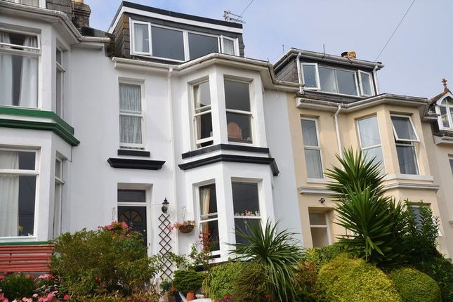 Thumbnail Terraced house for sale in Ranscombe Road, Brixham