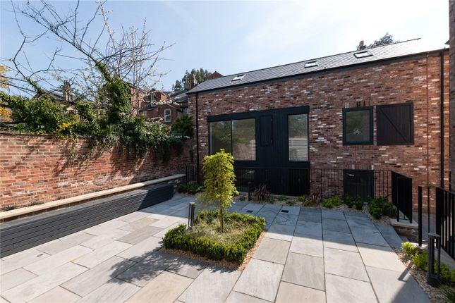 Thumbnail Mews house for sale in Highbank, Green Walk, Bowdon, Cheshire
