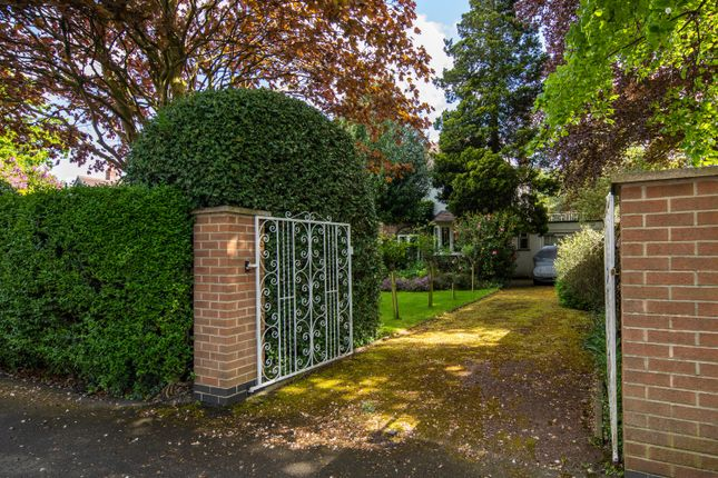 Thumbnail Detached house for sale in Sunny Row, Knole Road, Wollaton, Nottingham