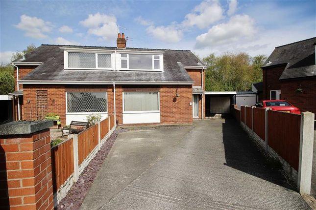 Thumbnail Semi-detached bungalow to rent in Aspels Nook, Penwortham, Preston
