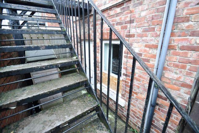 Rear Yard of Westoe Court, Ada Street, South Shields NE33