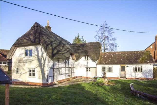 Thumbnail Cottage for sale in Wonston Road, Sutton Scotney, Winchester, Hampshire