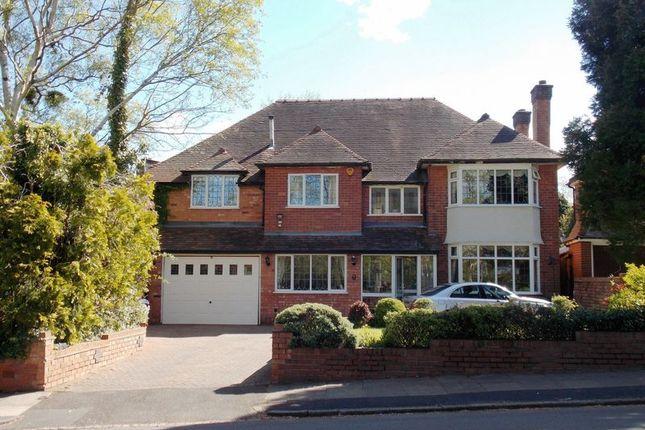 Thumbnail Detached house for sale in Grange Hill Road, Kings Norton, Birmingham