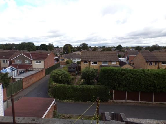 Rear Views of Monksway, Silverdale, Nottingham, Nottinghamshire NG11