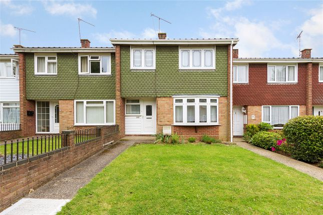 Thumbnail Terraced house for sale in Dorset Avenue, Great Baddow, Chelmsford, Essex