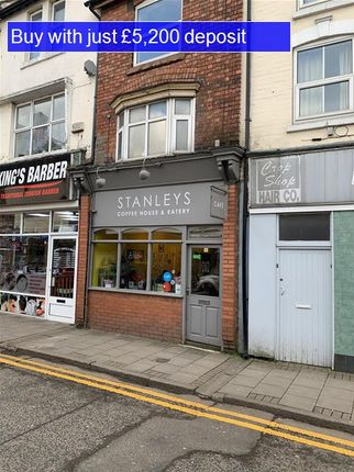 Thumbnail Restaurant/cafe for sale in The Mall, Gold Street, Kettering