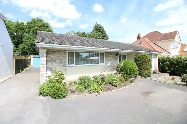 Thumbnail Detached bungalow for sale in High Street, Lytchett Matravers, Poole
