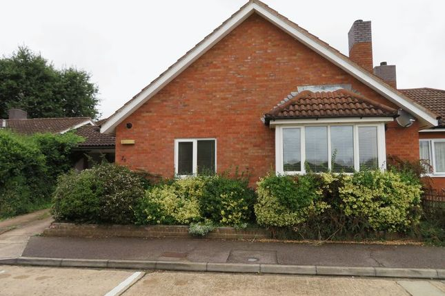 Thumbnail Semi-detached bungalow for sale in Windsor Close, Colchester