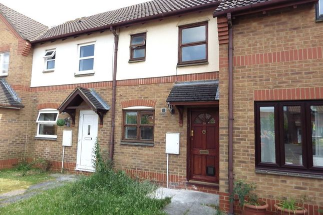 2 bed terraced house for sale in Honeysuckle Close, Bradley Stoke, Bristol